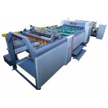 Drupa máquina de folha de papel Dfj-1400e tipo de alta velocidade