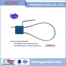 Sicherheitssiegel Kabel mit doppelten sperren GC-C2502