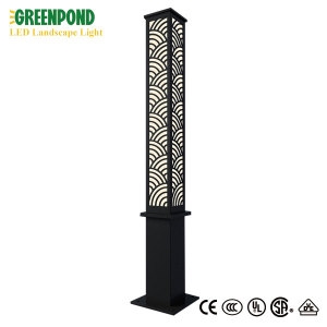 Elegant Shape Customized LED Landscape Lamps