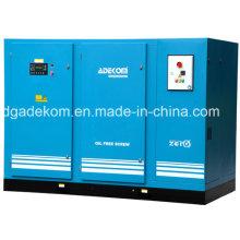 Compresseur à air à vis sans huile semi-lubrifié à classe (KE132-13ET)