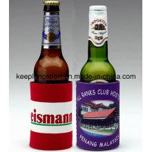 Refroidisseur à bière à néoprène à néoprène à la mode et à néoprène, refroidisseur de bouteilles