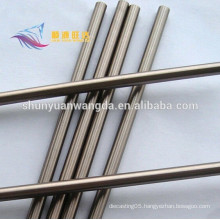 99.99% Polish Mo1 Molybdenum Rod
