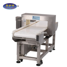 Top-Technologie FDA-Standard-Metalldetektor für Mooncake / Gebäck / Pizza / Tortillas Verarbeitung