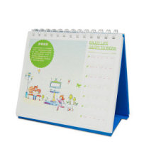 China Manufacturer of Desk/Table Calendar