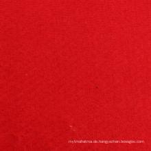 Mode 30% Wolle 70% Polyester aus Überzug Wollstoff Stoff