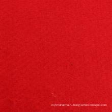 Мода 30% шерсть 70% полиэстер пальто шерстяной ткани