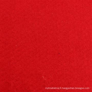Mode 30% Laine 70% Polyester de surcouche Tissu en laine