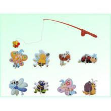 Los niños de pesca juego 3D rompecabezas de juguete educativo (h4551354)