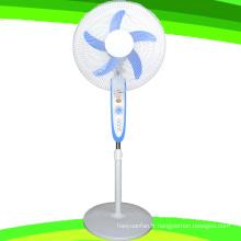 Ventilateur de support de 12 lames de CC de 5 lames de 16 pouces (SB-S5-DC16D)