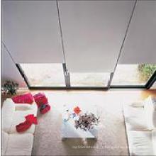 Tissus de fenêtres en fibre de verre revêtu de PVC