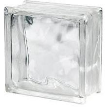 Tijolos de bloco de vidro revestidos matizados para a venda
