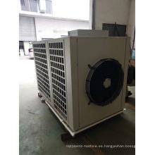 Bomba de calor de secado a alta temperatura y deshumidificación