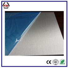 Silver color brushed aluminium panel frame