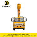 Factory Self made Boom Truck Crane