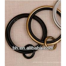Прижимные кольца, кольцо с металлической пластиной