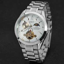 Wrist Mens 316L Stainless Steel Glass Watches