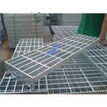 Marche d'escalier en acier de grille (TS-E100)