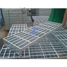 Steel Grating Stair Tread (TS-E100)
