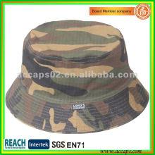 100% algodão balde chapéu BH0086