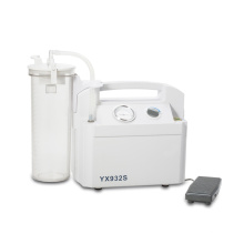 Portable Low-Vacuum Low Pressure Aspirator (Amniotic Fluid) Suction Unit (SC-YX932S)