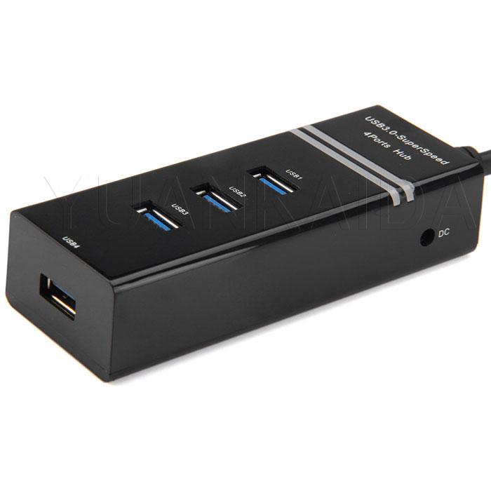 USB 3.0 HUB Black