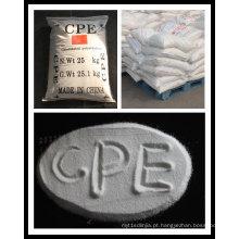 Modificador CPE135A para PVC, PP, ABS