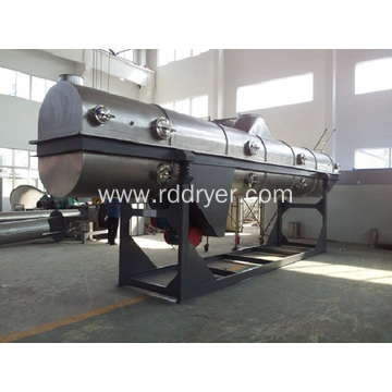 Spray granulation fluidized bed dryer