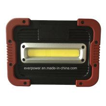 Luz de trabajo LED COB, 4AAA (WL-1056)