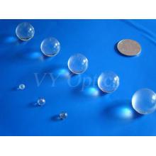 Objectif de balle sphérique petit verre optique