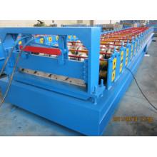 Ce & ISO bescheinigte vollautomatische trapezförmige Dach-Blatt-kalte Rolle, die Maschine bildet
