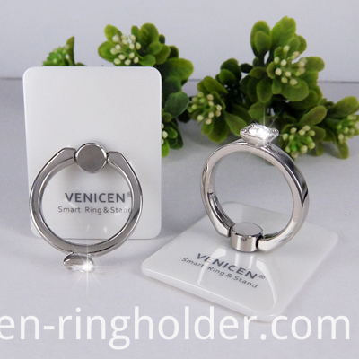 Finger Ring Holder