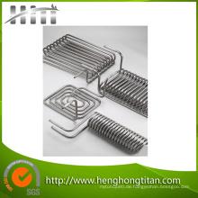 Nahtlose Titaniumrohre ASTM-Grad-9
