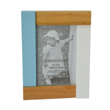 Decorative Natural Wooden Photo Frames for Home Deco