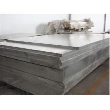 7075 Placa de aluminio para uso aeronáutico