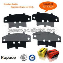 Anti-noise Shim D1297 for Hyundai Brake pad