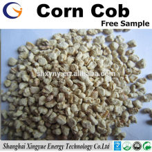 2014 hot sale 20 mesh corn cob grit for glass polishing