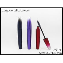 Charming&Empty Plastic Special-shaped Mascara Tube AG-YS, AGPM Cosmetic Packaging , Custom Colors/Logo
