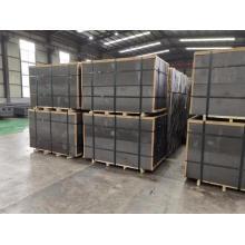 bloco de grafite isostático de carbono puro de estrutura fina