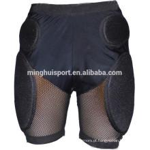 Meia calça esportiva para calças de motocross mini protetor de quadril e perna