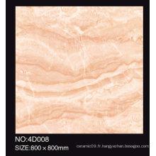 Carrelage de sol en céramique vitrifié vitrifié 80X80cm