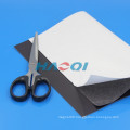 soft type rubber adhesive flexible whiteboard magnet sheet
