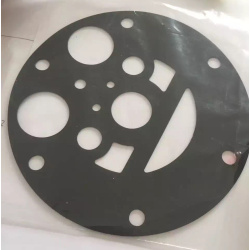 0.5mm 40 Durometer A shore Butyl Rubber Gasketes