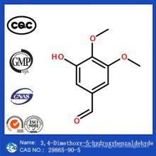 Benzaldehyde, 3-Hydroxy-4, 5-Dimethoxy- Chemical Powder 99% CAS 29865-90-5