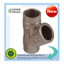 Customized Valve Lost Wax Casting and Machining Part