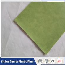 Plancher de vinyle de PVC de preuve ignifuge de qualité supérieure de feu