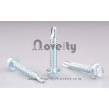 Hex Washer Head Drilling Screw