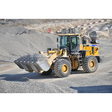 Compactor Loader 5tons SEM656D Mini Wheel Loader