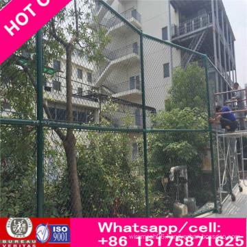 Playground Chin Link Fence