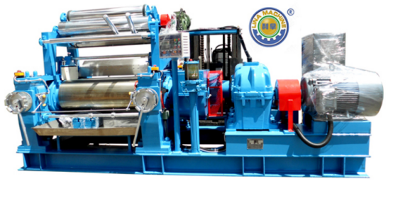 Cooling Type Two Roll Mill