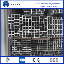 square new hot dipped galvanized square steel pipe